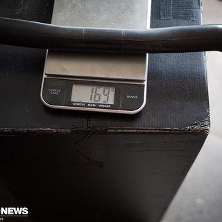 Gewicht bike ahead composites Lenker The Race Bar 420 mm