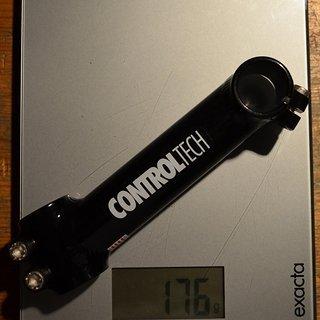Gewicht Controltech Vorbau CT A-Head Vorbau 135 10°