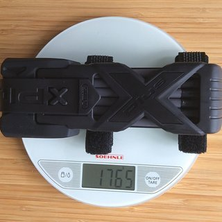 Gewicht Abus Fahrradschloss Bordo Granit X-Plus 6500/85cm inkl. Transporttasche 85cm