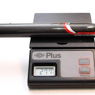 Gewicht FSA Sattelstütze K-Force Light SB25 31.6 x 350