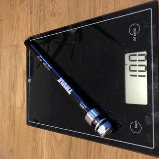 Gewicht Thule Spannachse E-Thru 172-178mm 1.5 12x172-178mm