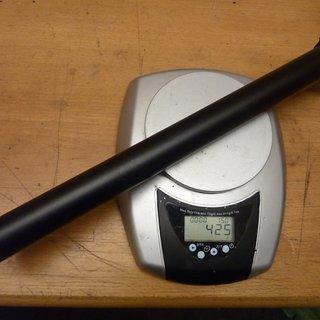 Gewicht Bontrager Sattelstütze SSR 2-Bolt Sattelstütze 31,6x400