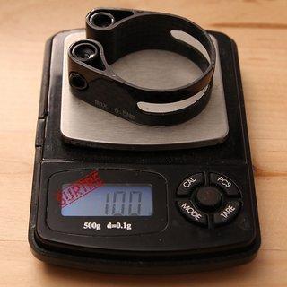 Gewicht F26 Sattelklemme Carbon Ultralight SL 34.9mm