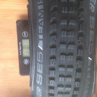 """Gewicht Bontrager Reifen  SE5 Team Issue 29"""" x 2,3"""""""