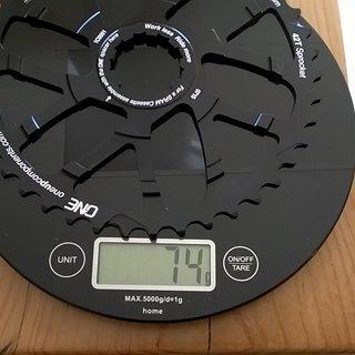 Gewicht OneUp Weiteres/Unsortiertes 42T Sprocket 42Z