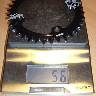 Gewicht Superstar Components Kettenblatt I/O Chainring n/w 104mm, 36Z