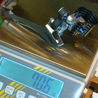 Gewicht Custom-Made Umwerfer Ultegra / BK / Selfmade 34,9mm