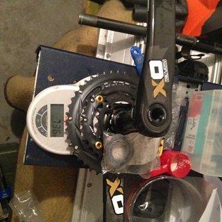 Gewicht Truvativ Kurbel X.0 175mm