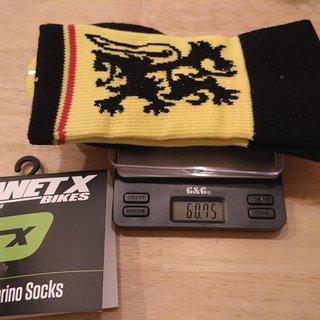 Gewicht Planet X Bekleidung Thicky Merino Socks L-XL
