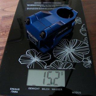 Gewicht Sunline Vorbau V-One All MTN 31.8mm, 50mm, 0°