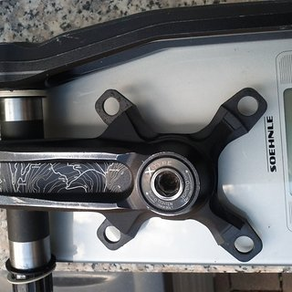 Gewicht Race Face Kurbel Atlas FR 175mm, 68/73mm, HT2