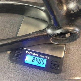 Gewicht Focus Bikes Hardtail Raven Max (tuned) M
