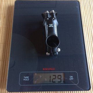 Gewicht Ritchey Vorbau Comp 4-Axis 31.8mm, 70mm, 6°