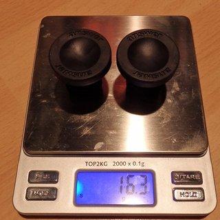 Gewicht Answer Weiteres/Unsortiertes Barplugs Stein Grips