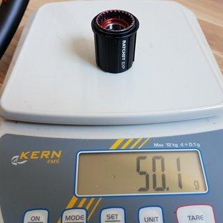 Gewicht DT Swiss Weiteres/Unsortiertes RATCHET EXP  MTB STANDARD SHIMANO AND SRAM