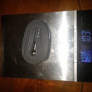 Gewicht Schwalbe Schlauch Procore 27.5 Tube 27.5