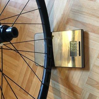 """Gewicht DT Swiss Systemlaufräder E 1650  27,5"""" 12x142mm HR"""