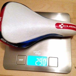 Gewicht Cube Sattel Scape (Kid 200)