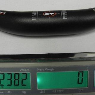 Gewicht CONTEC Lenker Dirt XC Pro 31,8 x 620mm