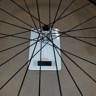 Gewicht DT Swiss Systemlaufräder R 23 Spline DB 622x18, 100x5mm, VR