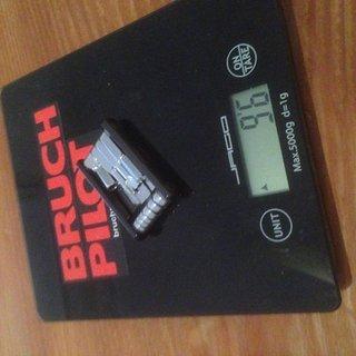 Gewicht Crank Brothers Werkzeug f10 Einheitsgröße