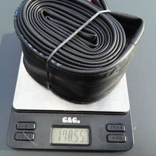 Gewicht Maxxis Schlauch Welter Weight 29x1,9-2,35