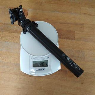 Gewicht Vecnum Sattelstütze höhenverstellbar moveLOC XC 100 30,9