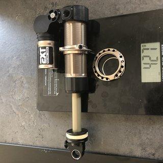 Gewicht Extreme Dämpfer Storia V3 Lok 205x65 Trunnion