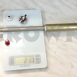 Gewicht Marzocchi Feder 66 ATA Luftfeder 140-180mm