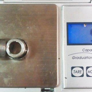 Gewicht Marzocchi Weiteres/Unsortiertes Dämpferbuchsen 22 x 8mm