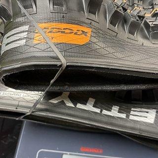 Gewicht Schwalbe Reifen Big Betty 27,5x2,4 Super Gravity TLE Addix Soft 27,5x2,4