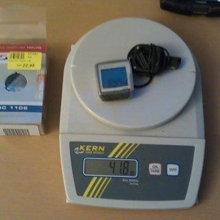 Gewicht Sigma Computer BC 1106