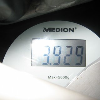 Gewicht Morewood Full-Suspension Makulu L