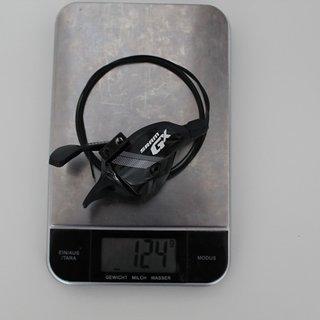 Gewicht SRAM Schalthebel GX 11-fach