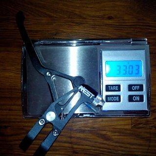 Gewicht Aest Felgenbremse YBL70A-02