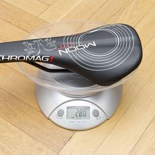 Gewicht Chromag Bikes Sattel Moon DT 135 x 280mm
