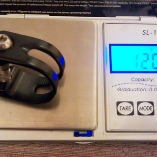 Gewicht Avid Weiteres/Unsortiertes Lenkerklemme