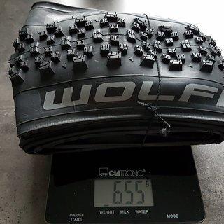 """Gewicht Wolfpack Reifen Race MTB 29x2.20"""""""