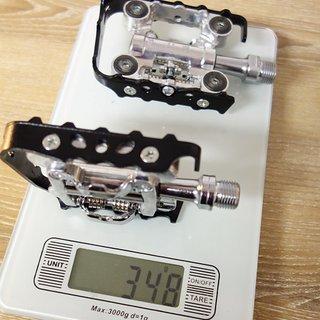 Gewicht XLC Pedale (Sonstige) PD-S02  108 x 65mm