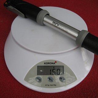 Gewicht Topeak Werkzeug Mini Dual
