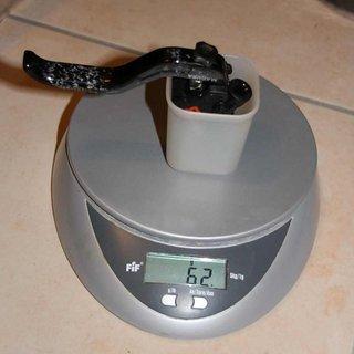 Gewicht Magura Weiteres/Unsortiertes Bremsgriff MT8