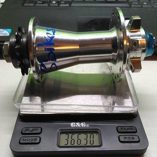 Gewicht NS-Bikes Systemlaufräder Rotary SS Pro 135mm/Bolt-On 32-Loch