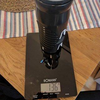 Gewicht Fabric Flasche Insulated 525ml 525ml
