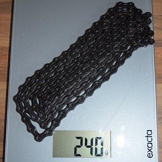 Gewicht KMC Chain Kette X11 SL schwarz 116