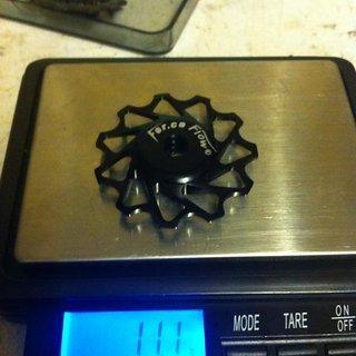 Gewicht Force Flow Schaltröllchen Jockey Wheel  11 Zähne