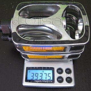 Gewicht VP Components Pedale (Platform) VP-608 108x69mm