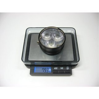 Gewicht Out-Led Innovative Lichtsystem Beleuchtung Hellena 3.0 53x27mm