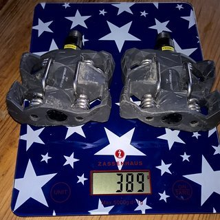 Gewicht Mavic Pedale (Klick) CROSSRIDE XL