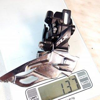 Gewicht Shimano Umwerfer SLX FD-M676-D  Direct Mount