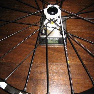 """Gewicht Mavic Systemlaufräder Crossmax ST 26"""", VR, 100mm/15"""